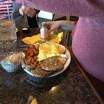 scrambler platter