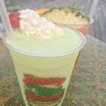 Yummy fun drinks here.  Colada with Midori was a treat. Excellent service.