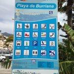 Photo de Burriana Beach