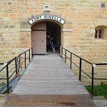 Fort Rinella.