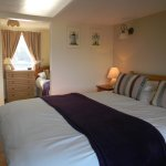 Top floor Family en-suite room