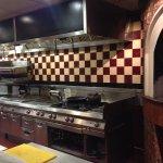 Spotless kitchen.