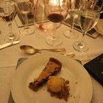 Fifth course (dessert)
