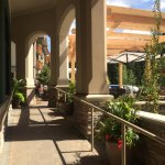 Beautiful summer patio, in the heart of Sun Peaks!