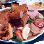 Edelweiss Sampler platter for two