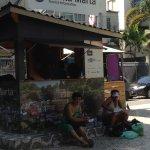 Entry into the Favela