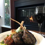 Come Join us for Valentine's Day and enjoy our All-Natural Lamb Chops