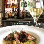 Weekly Special - Grilled Octopus