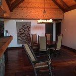 Table in Villa