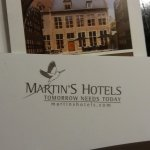 Photo of Martin's Klooster Hotel