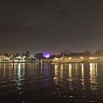 Epcot is just across the water