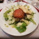 parmiggiana d'aubergines - réveillon