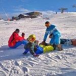 Debut de saison 2018 ! Ecole de ski Samoens et les Gets
