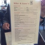 Photo of Mike & Anne's Restaurant