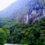 las mejores fotografias tomadas desde el recorrido de aguas calientes a hidroelectrica