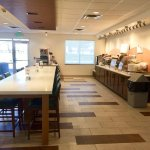 Our newly renovated breakfast area