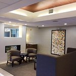 Our newly renovated lobby area