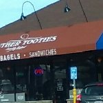 Gunther Tooties (Pembroke) is in a small strip mall on Route 139.