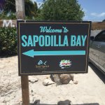 Sapodilla Bay Foto