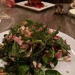 Farm greens salad