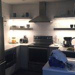 Modern kitchen, very nice.