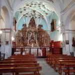 capilla del Ecce homo. Santuario de la misericorida