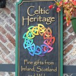 A celtic shop in Tennessee