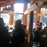 bar at Pine Creek Cookhouse