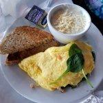 PONTCHARTRAIN Omelette