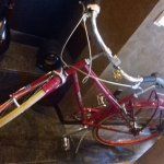 Cruise with the Retro Bicicyle at Kimpton Palomar!