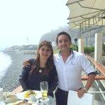 Con Jaime Alcántara Alegría, Regional Sales Manager Productos Paraíso del Perú, gracias me quede