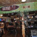 Fun pub inside