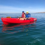 Amazing experience kayaking thanks to our tour guide, Sean! The weather was perfect, the caves w