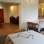 Refurbished dining room now open for Breakfast & Coffee.