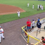 Potomac Nationals minor league team