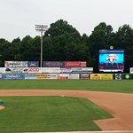 1st base view