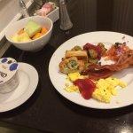 Breakfast Buffet @ Ellipse Restaurant