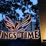 wings of time at Sentosa