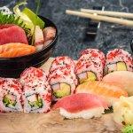 صورة فوتوغرافية لـ Ginger Sushi Bar & Lounge