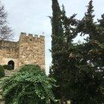 十字軍の城の写真