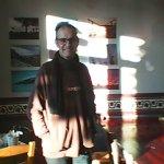 απογεματινός ήλιος στο Ρακούν,η αισθητική τού χώρου,σαν παλιές μνήμες που γράφουν την καινούργια