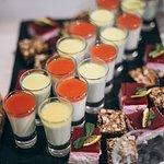 Small Italian desserts for parties