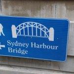 Heading to the harbor bridge