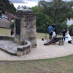 A wedding at the Observatory Hill