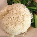 P. Kitchen Thai Restaurant beside the hotel