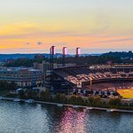 Checkout a Pirate game while staying at the Renaissance Pittsburgh!!