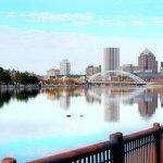Rochester Downtown Skyline