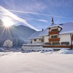 Winter Hotel Messnerwirt Antholz