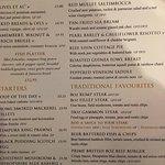 Bell part menu