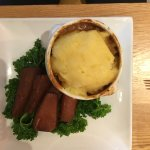 Cottage pie, fantastic